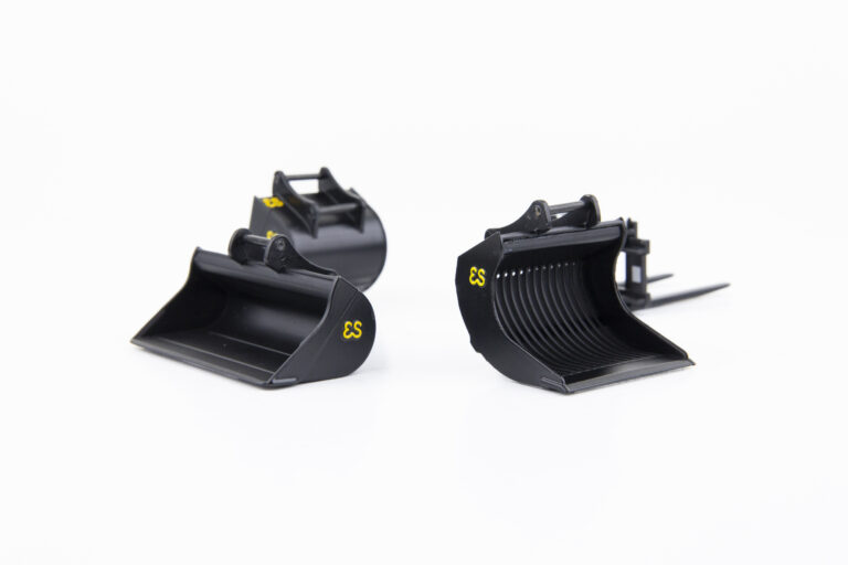 Eurosteel excavator attachment set-11A8405